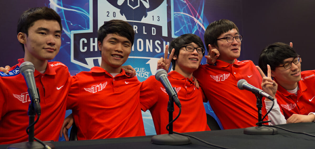 SK_Telecom_T1_at_LoL_World_Championship_2013